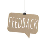 How to give feedback effectively.