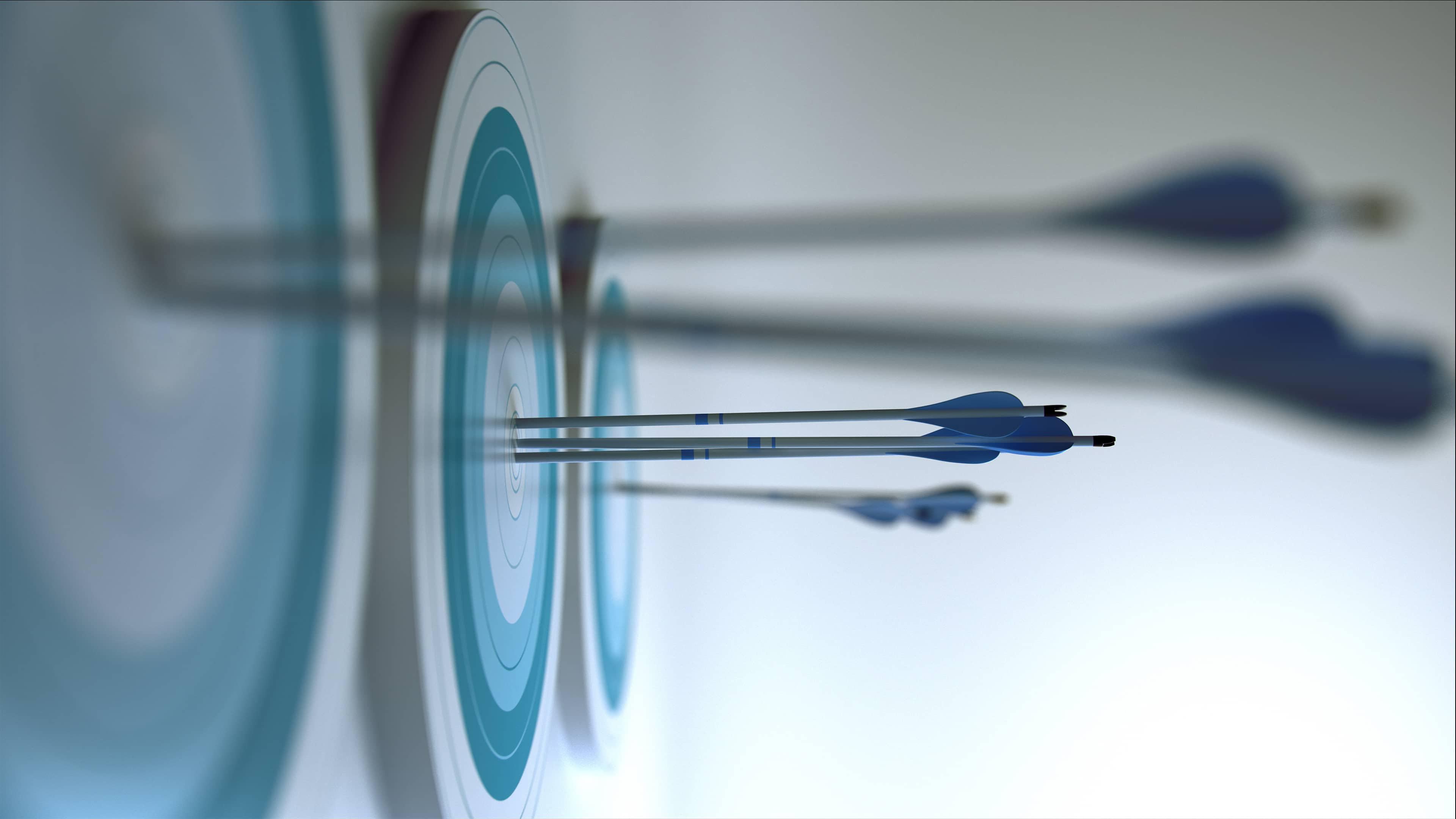 Don't just make success a target, enjoy the journey