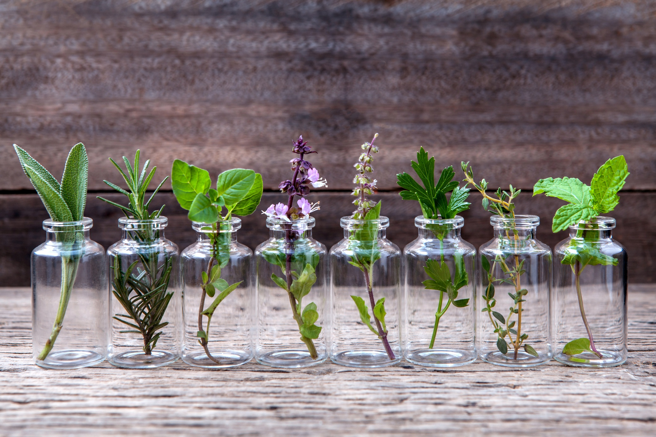 Using essential oils to jumpstart your mood with scent.
