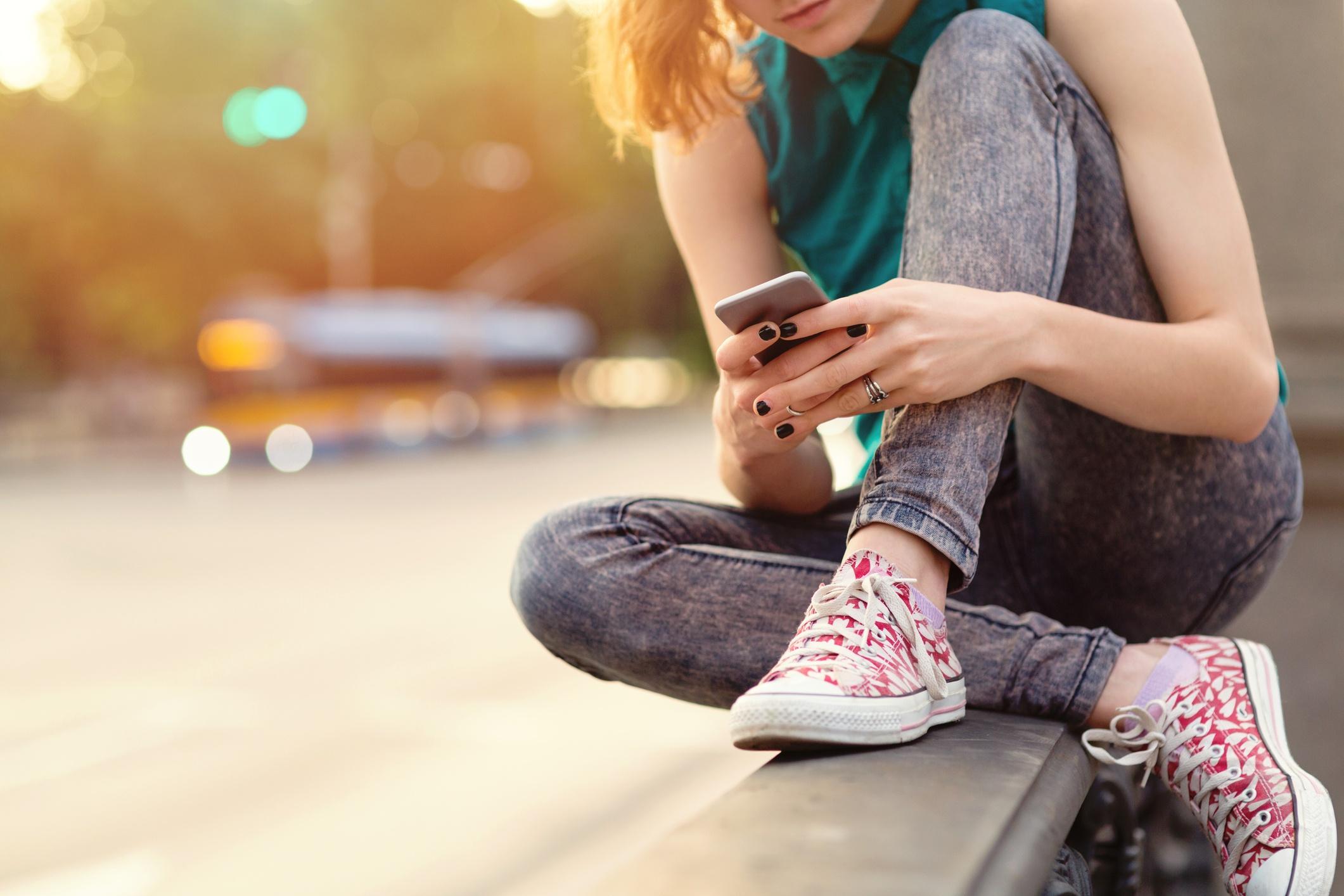 Smartphones and teenage brains