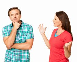 Couple arguing and stuck in a rut; get needed marriage advice