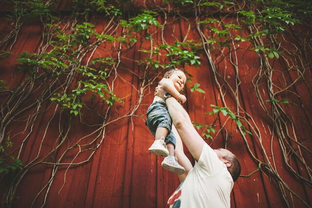 Raising a child with emotional fitness is a tremendous gift