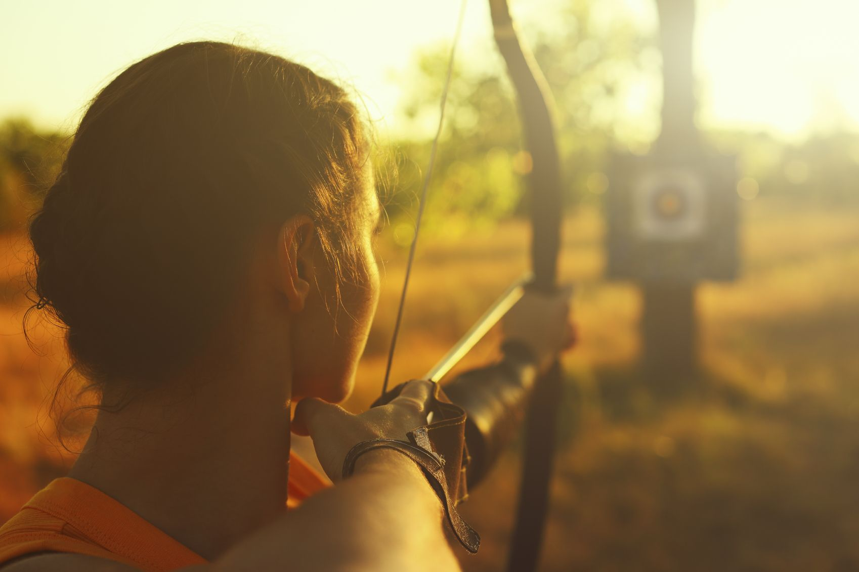 Hitting your target in parenting requires direction and focus