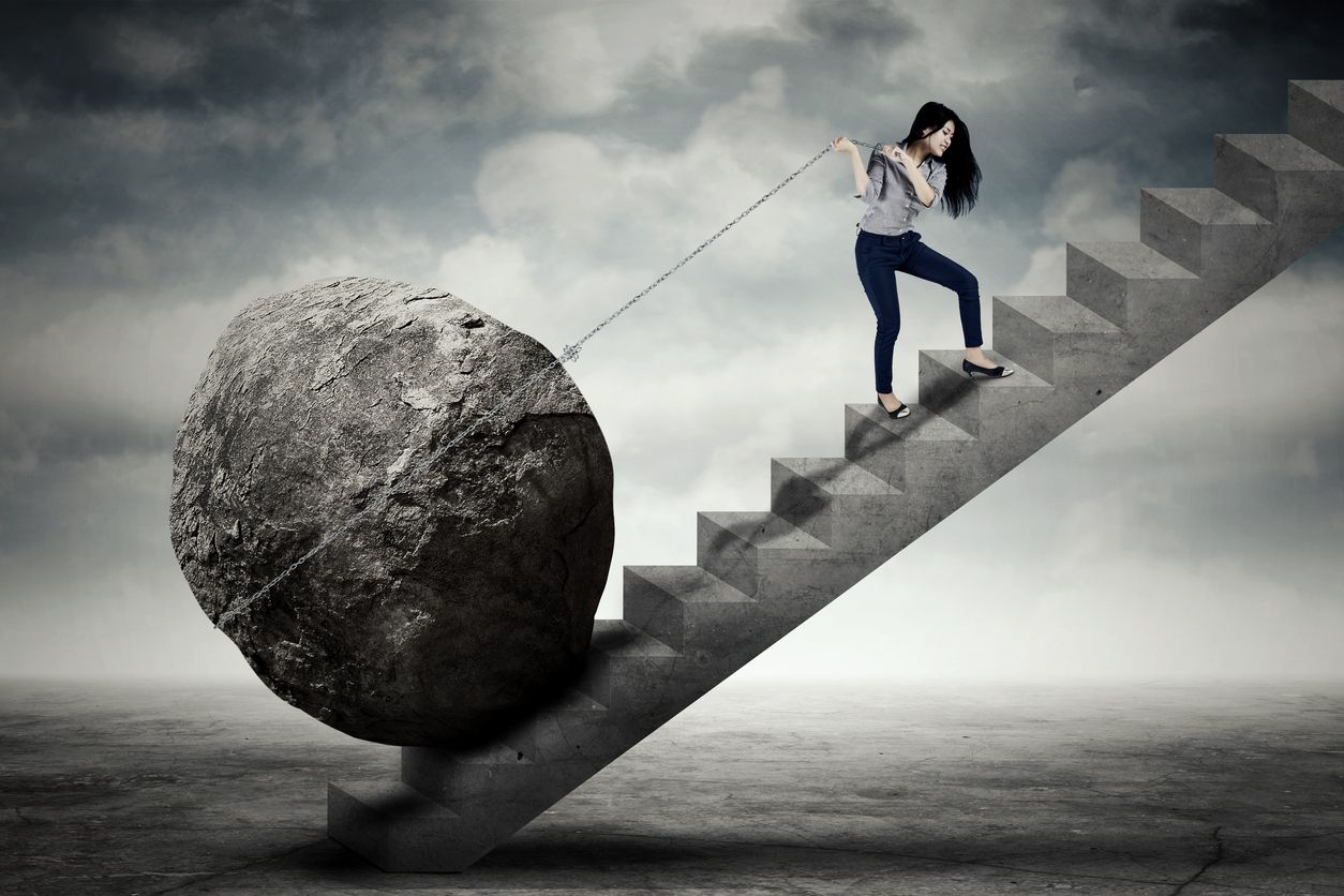 New behavior and change creates resistance