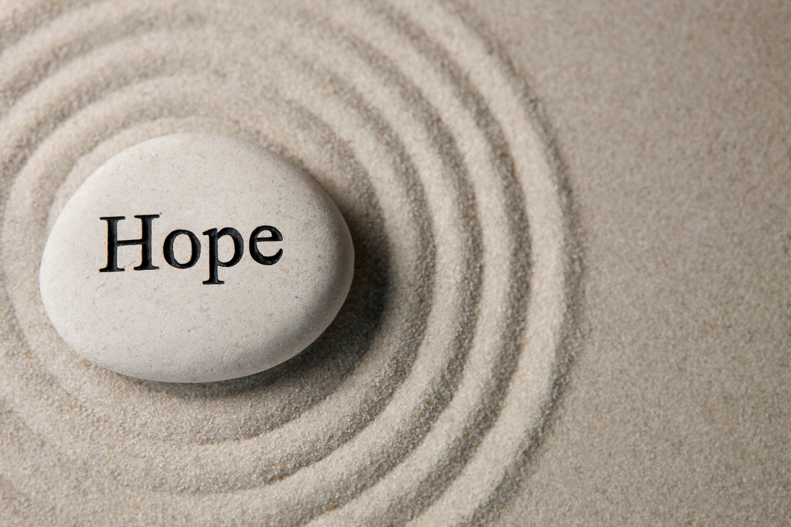 Hope for a nation