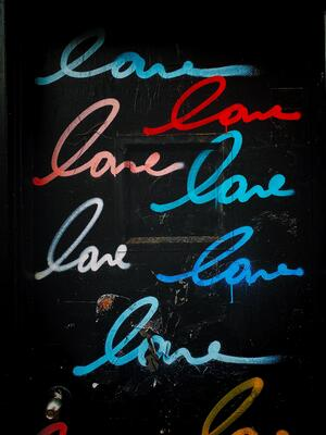 Love without labels and bias