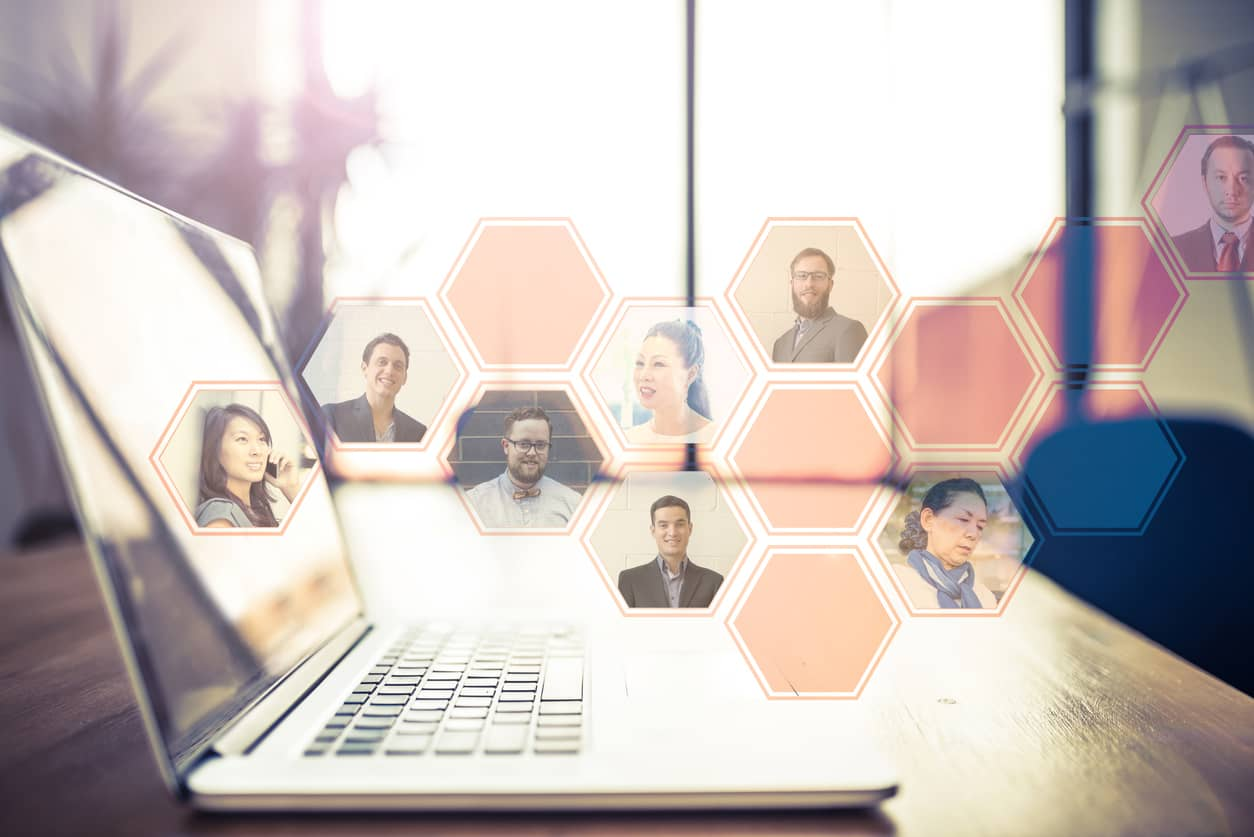 Making connections in the business world