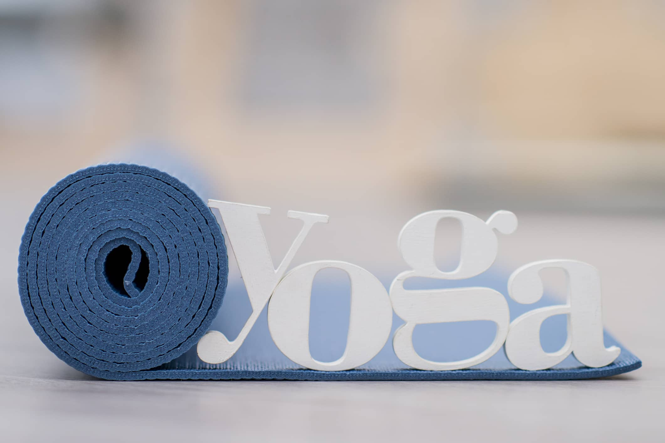 Yoga has been find to help relieve anxiety