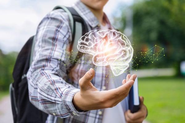 Teenage brain development needs calm parenting