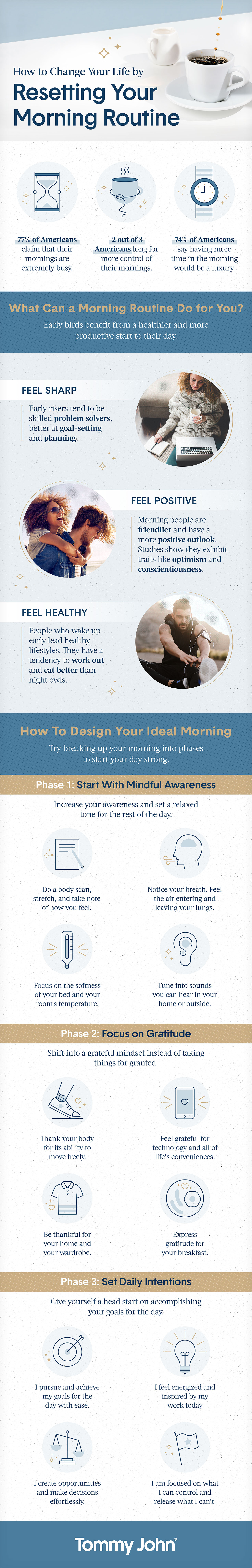 Ways to Reset Your Morning Routine