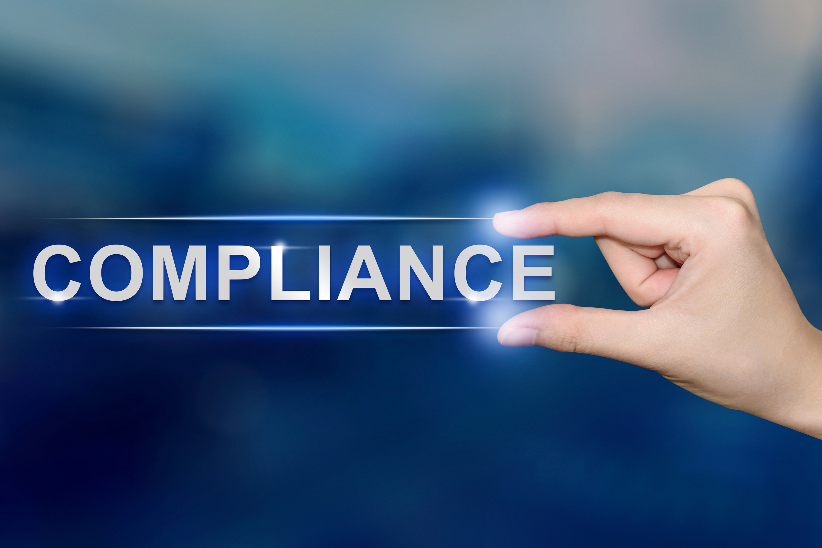 Compliance. Are you giving up yourself?