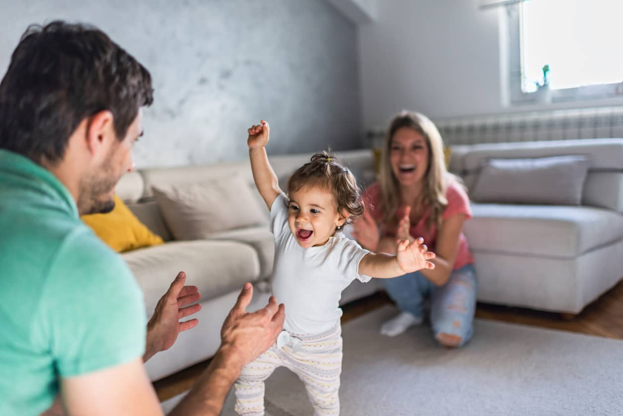 What a Moment! 9 Ways to Document Your Baby's Firsts