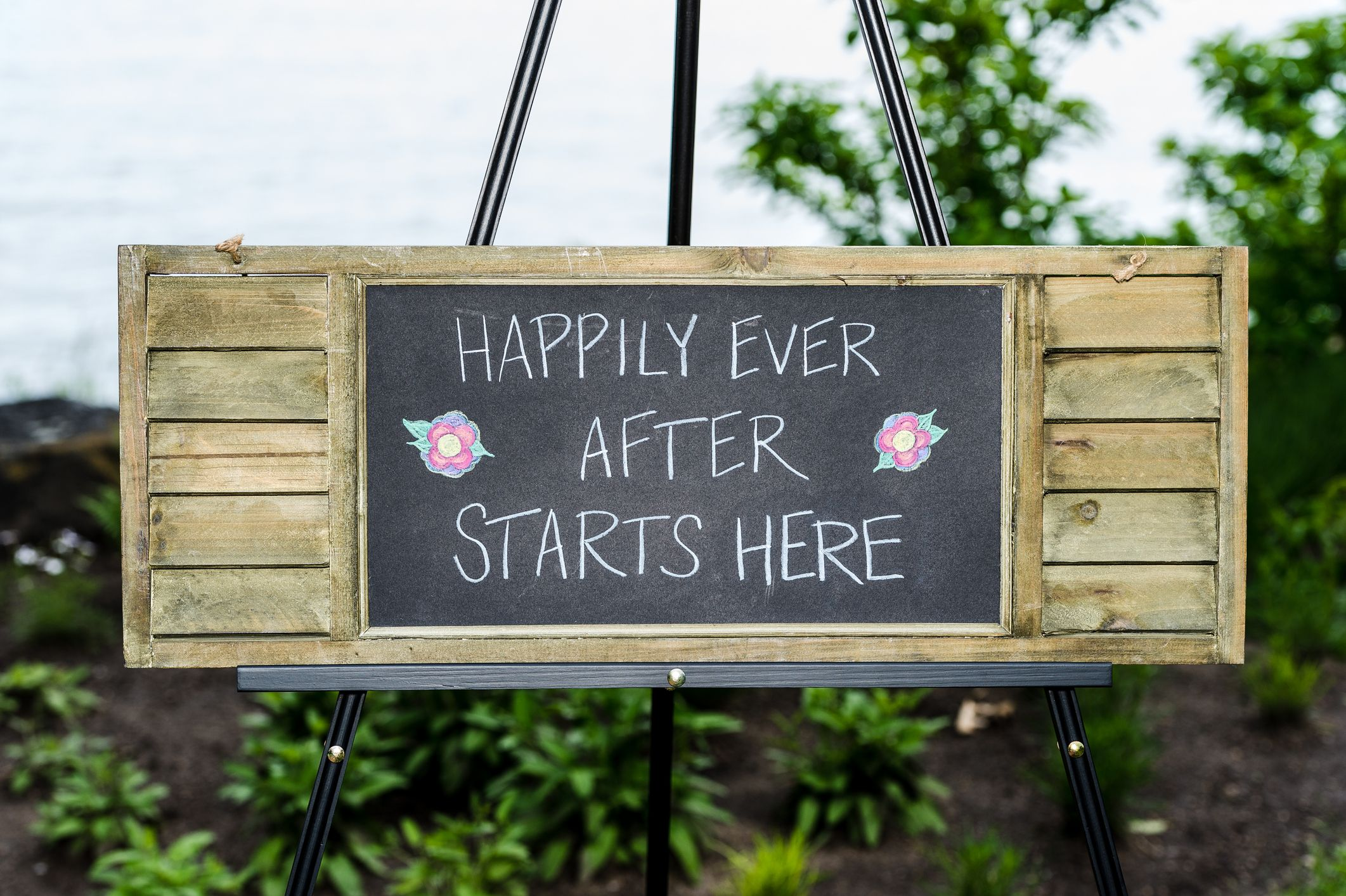 Happily ever after comes from investing in your marriage