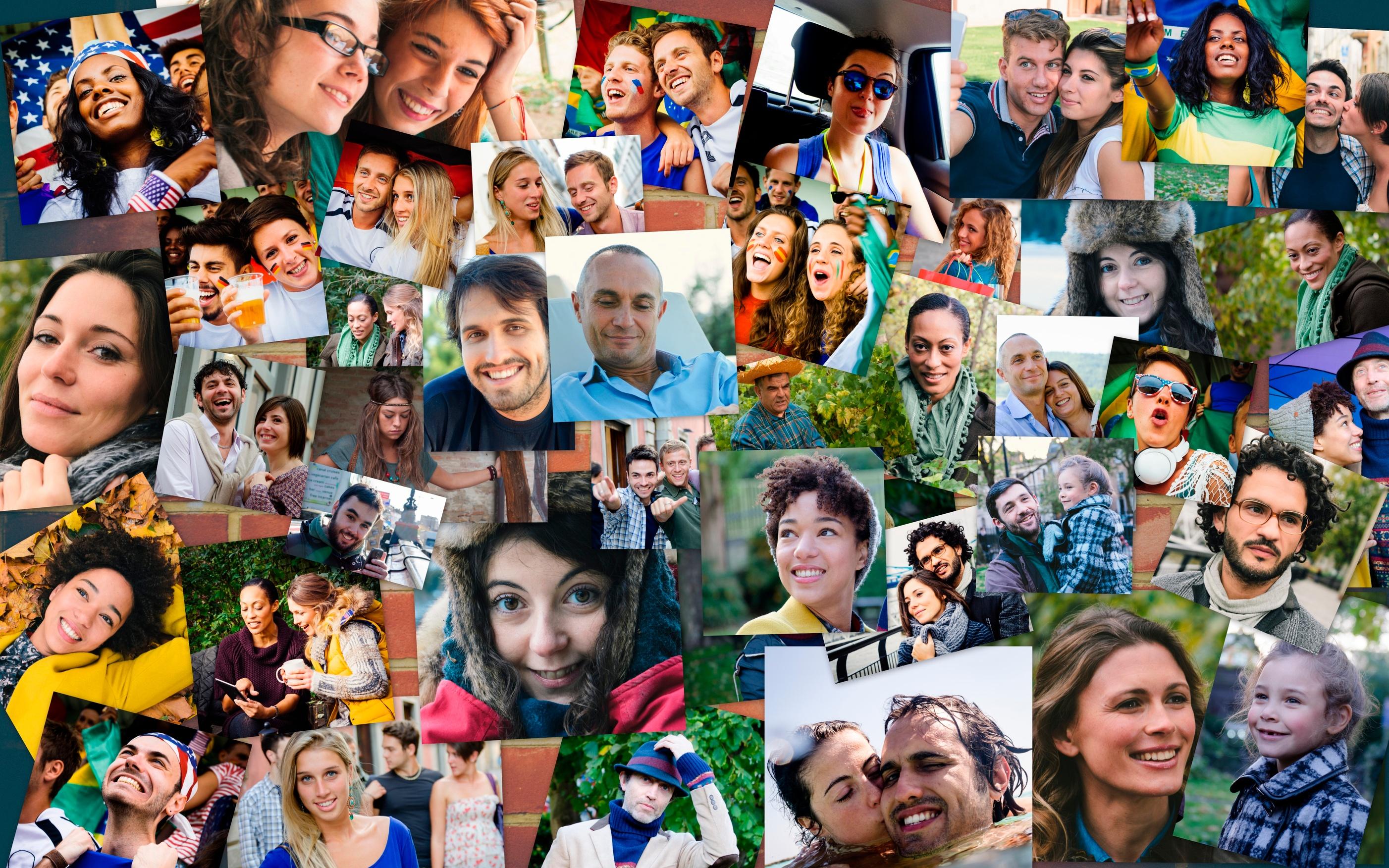 способ можно портреты людей фото коллаж чистом