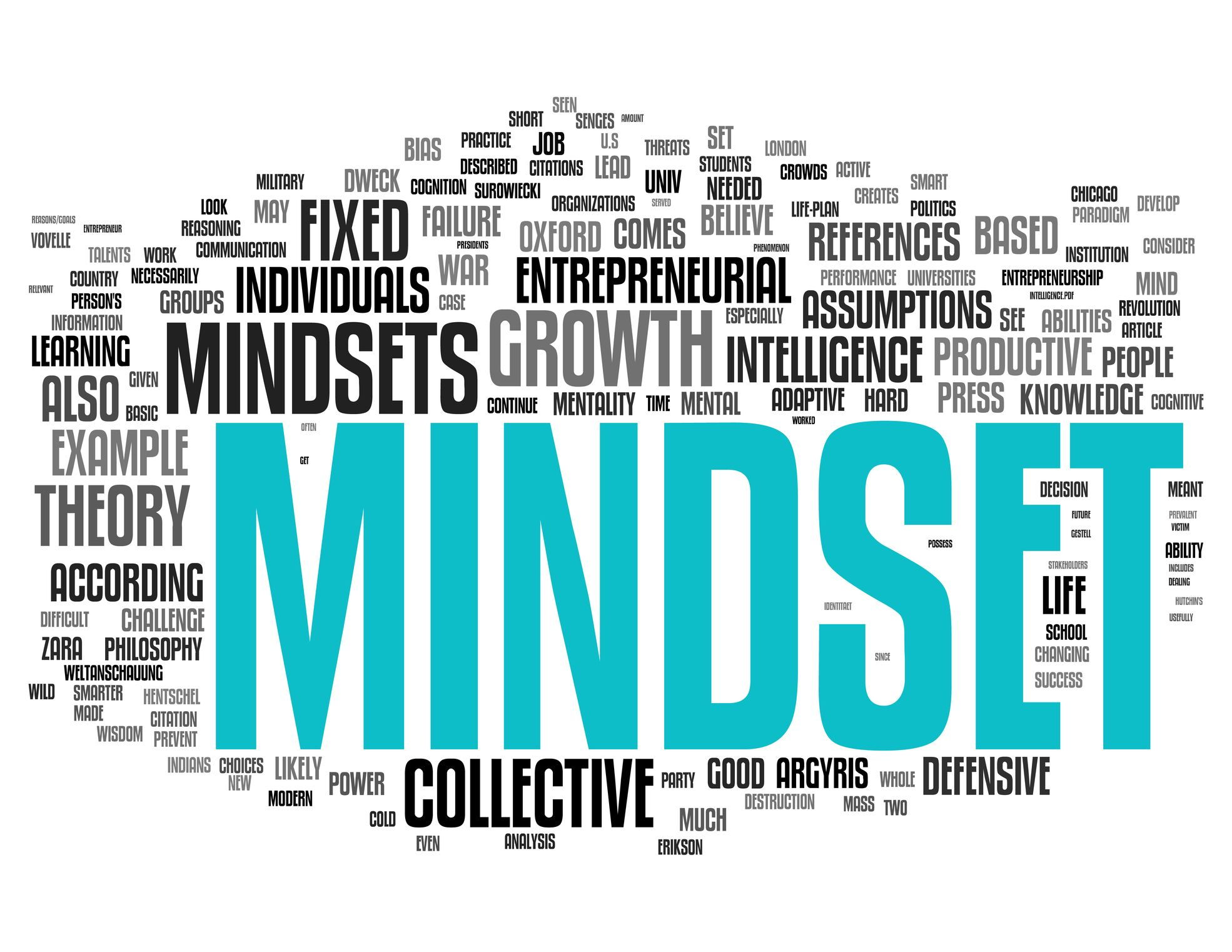 Fixed versus Growth Mindset