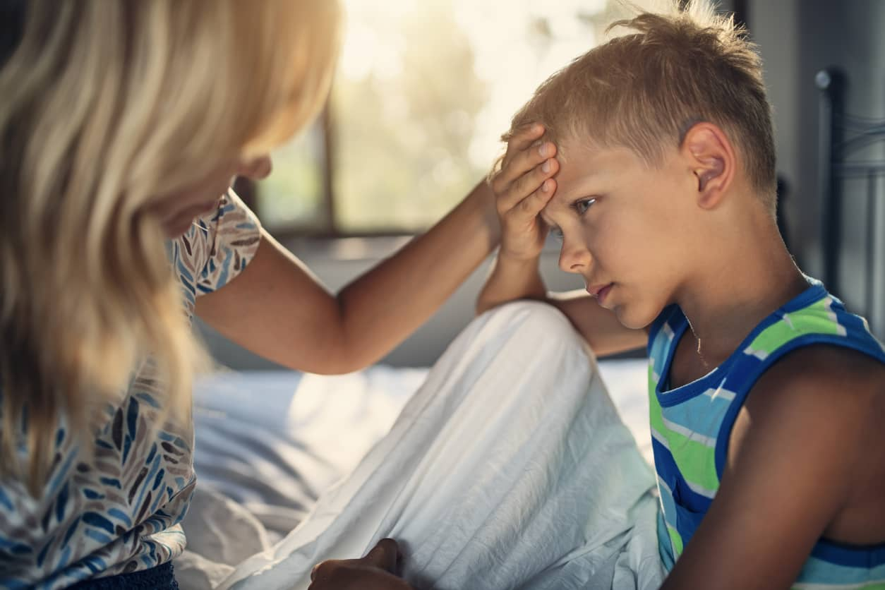 How to Teach Your Child Emotional Regulation
