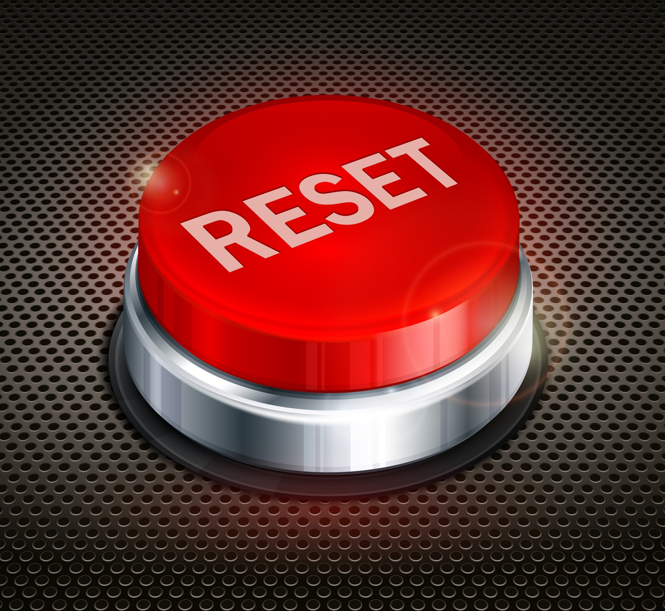 Press your reset button to change your mindset