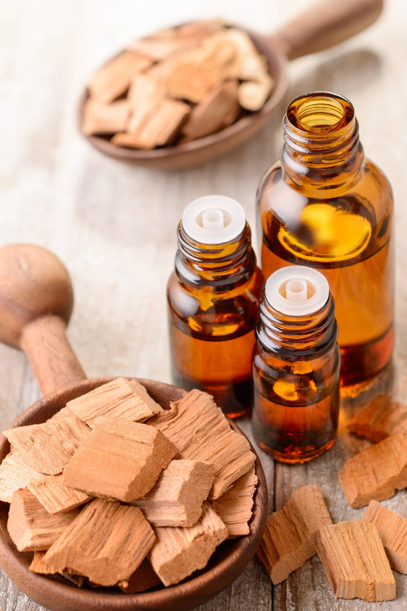 Sandalwood oil for your holiday pleasure