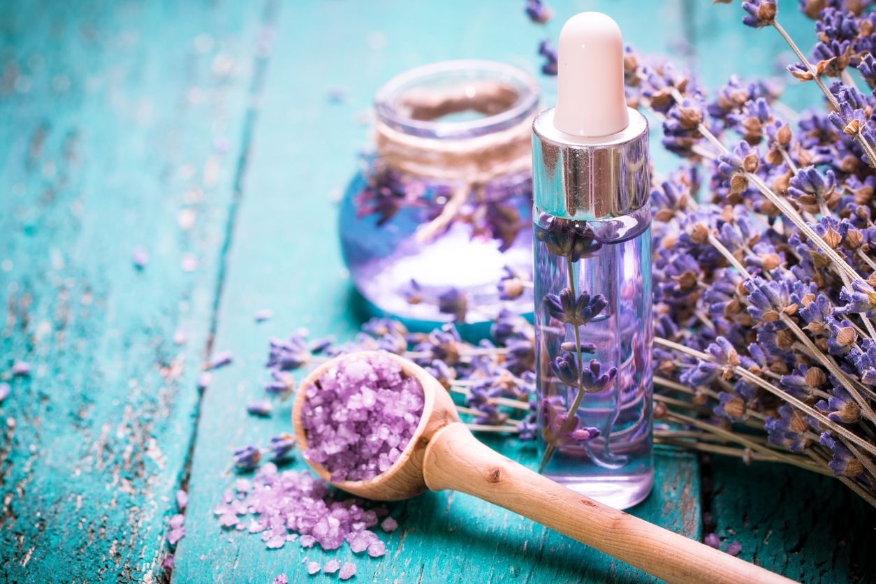 Lavender essential oil has many benefits