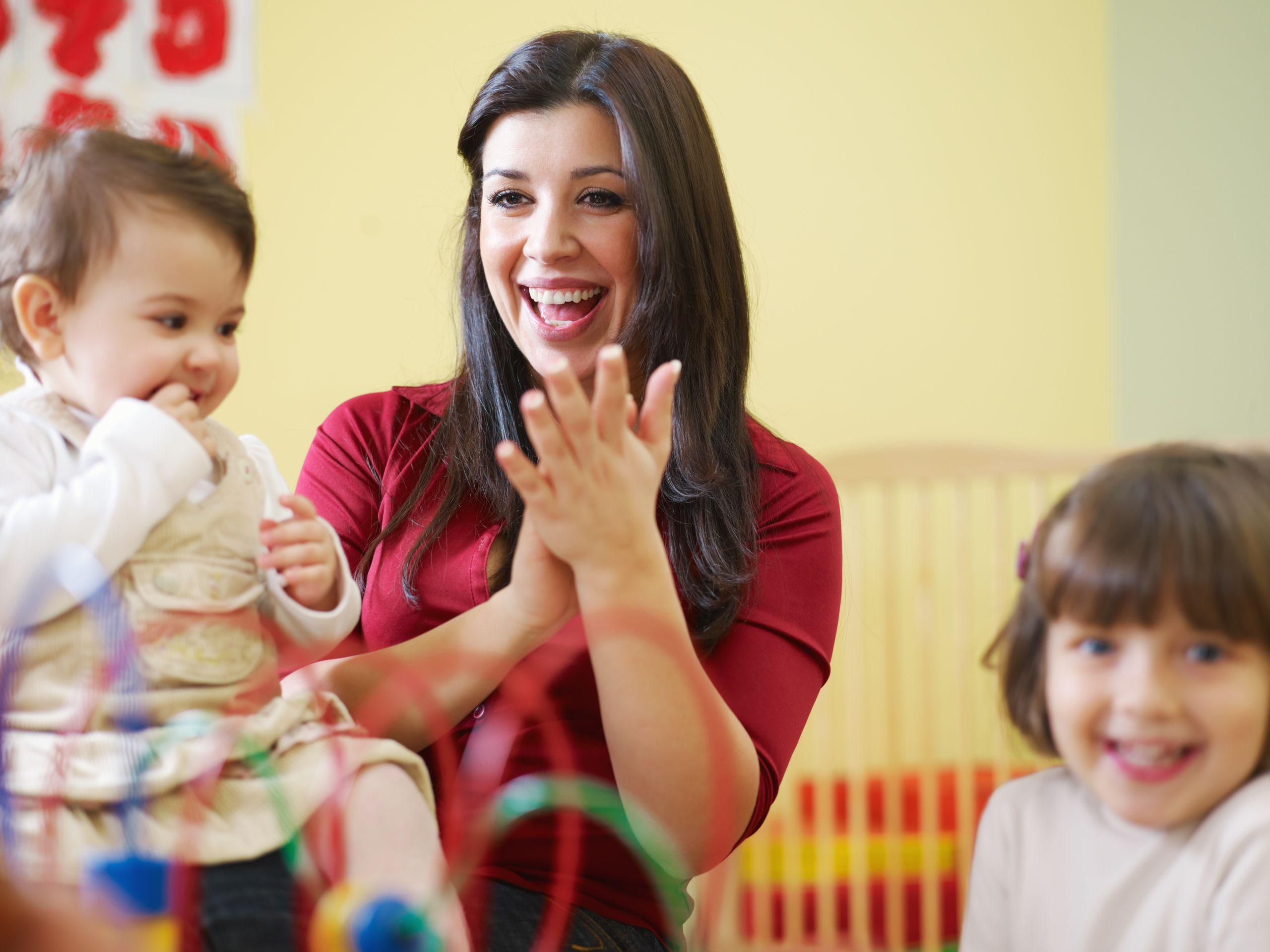 Praising children teaches children to look for approval